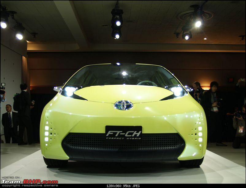 All the action of Detroit Motor Show 2010-toyotaftch05.jpg