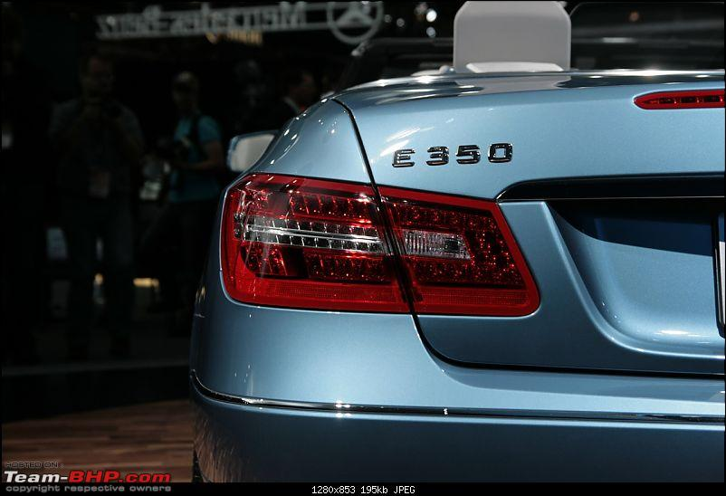 All the action of Detroit Motor Show 2010-eclasscabrio09.jpg