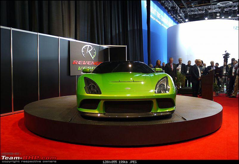 All the action of Detroit Motor Show 2010-revengeverdelive05.jpg