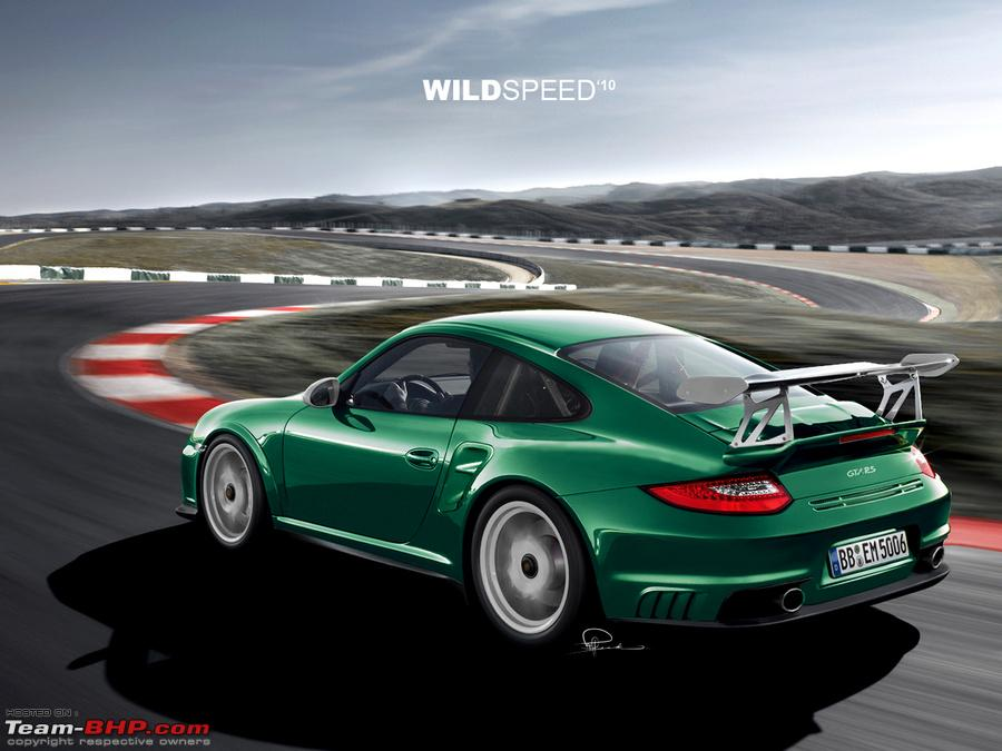 porsche may introduce the new 997 ii 911 gt2 39 rs 39 team bhp. Black Bedroom Furniture Sets. Home Design Ideas