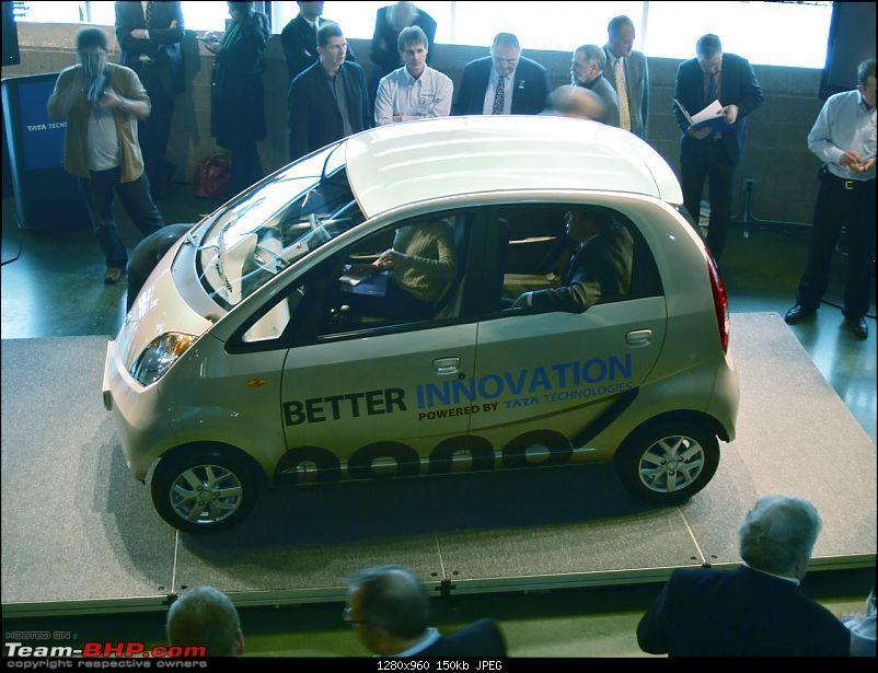All the action of Detroit Motor Show 2010-tatananodetroit05.jpg