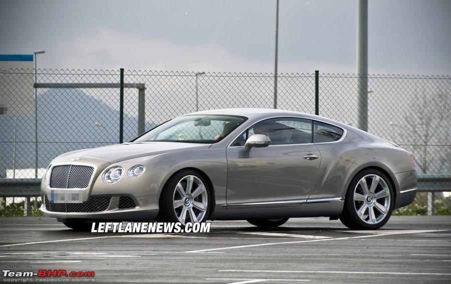 Bentley Gt Coupe. Bentley Gt Coupe 2011.