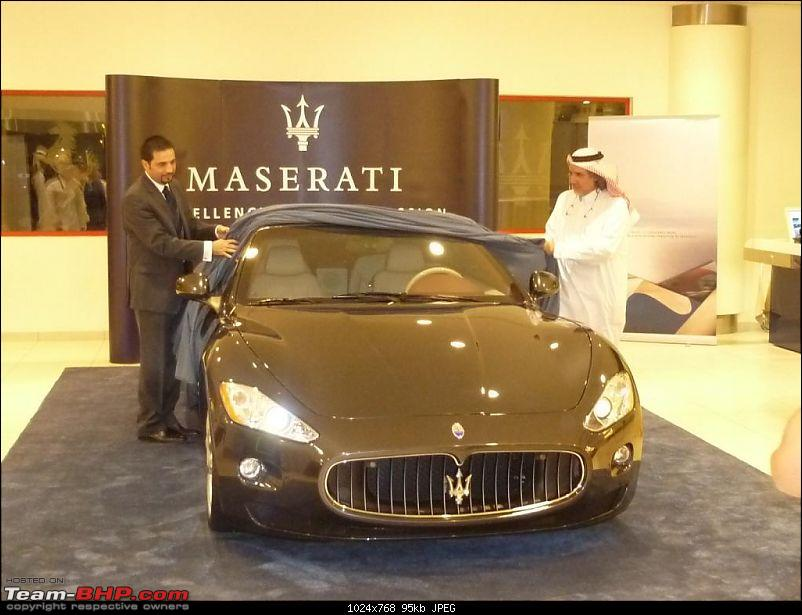 Maserati Grancabrio Launched, Farooq first to drive in KSA.-p1010689.jpg