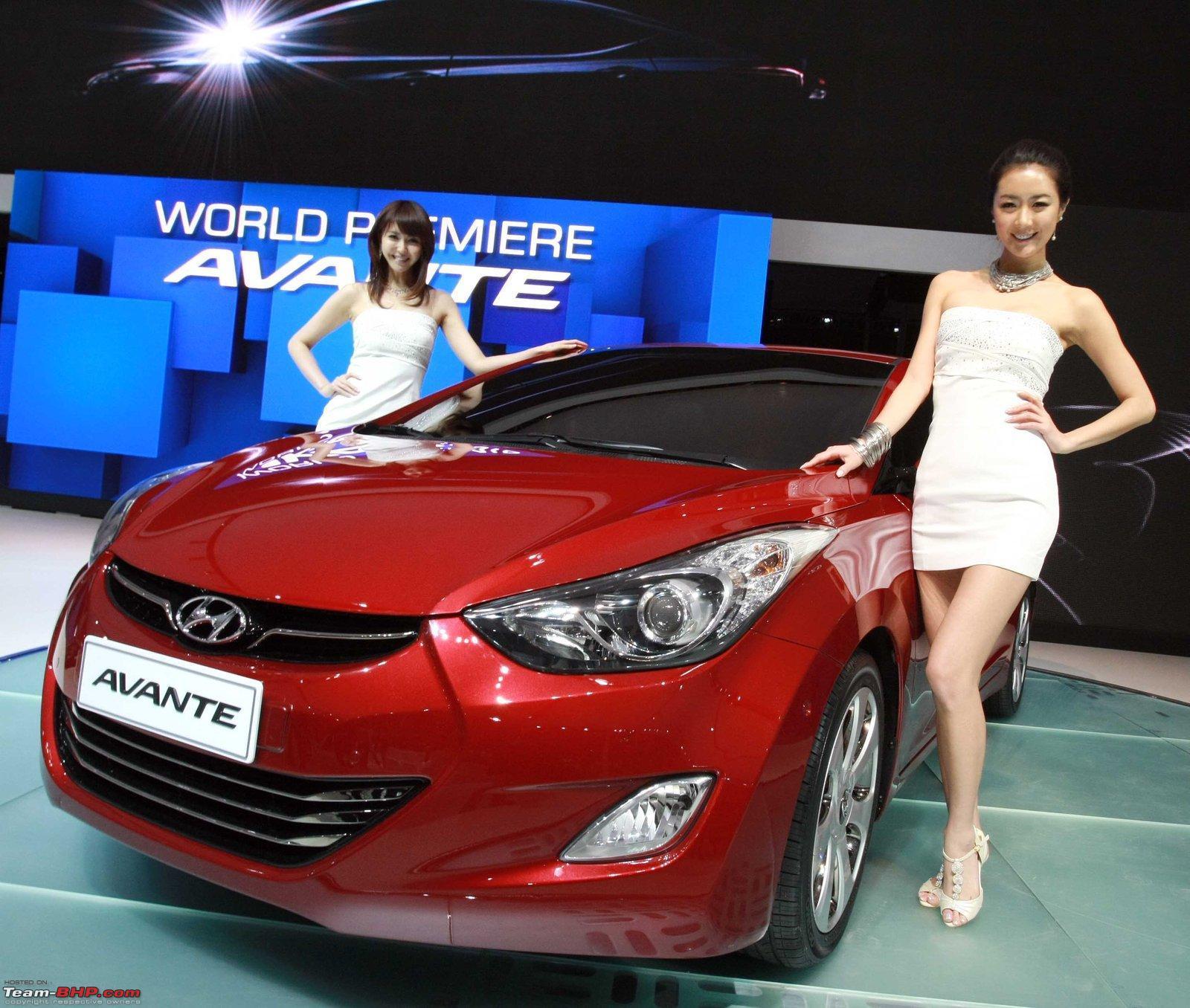 Super Sexy All New 2011 Hyundai Avante Elantra Revealed