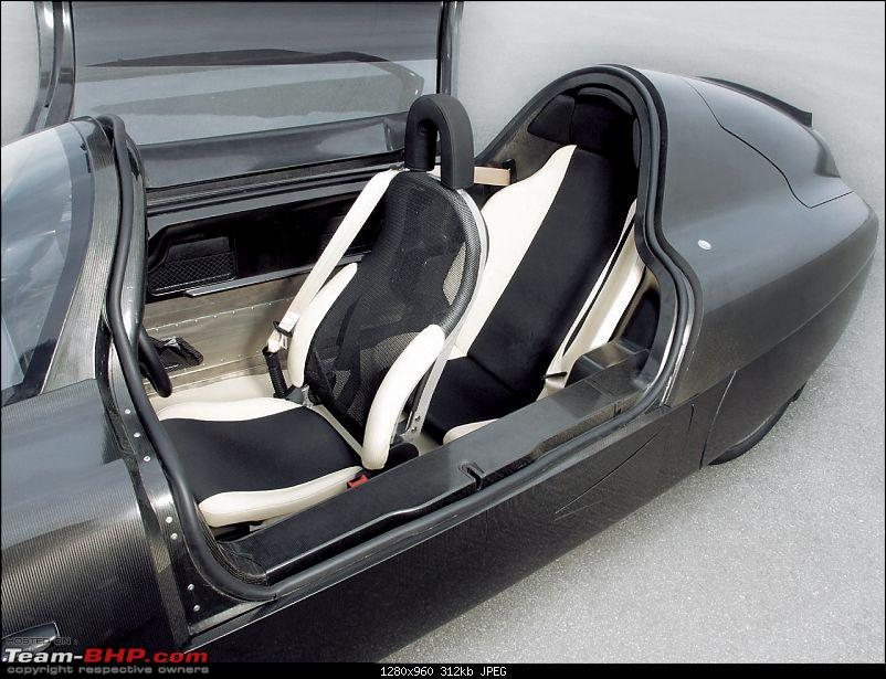 2 Seater - Four Wheeler from VW - At the cost of a Two Wheeler!!-vw1litercarsidedooropen1280x960.jpg