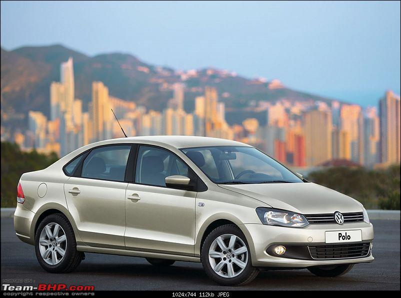 Spotted: A Dzire act by the VW Polo!-2011volkswagenpolo.jpg