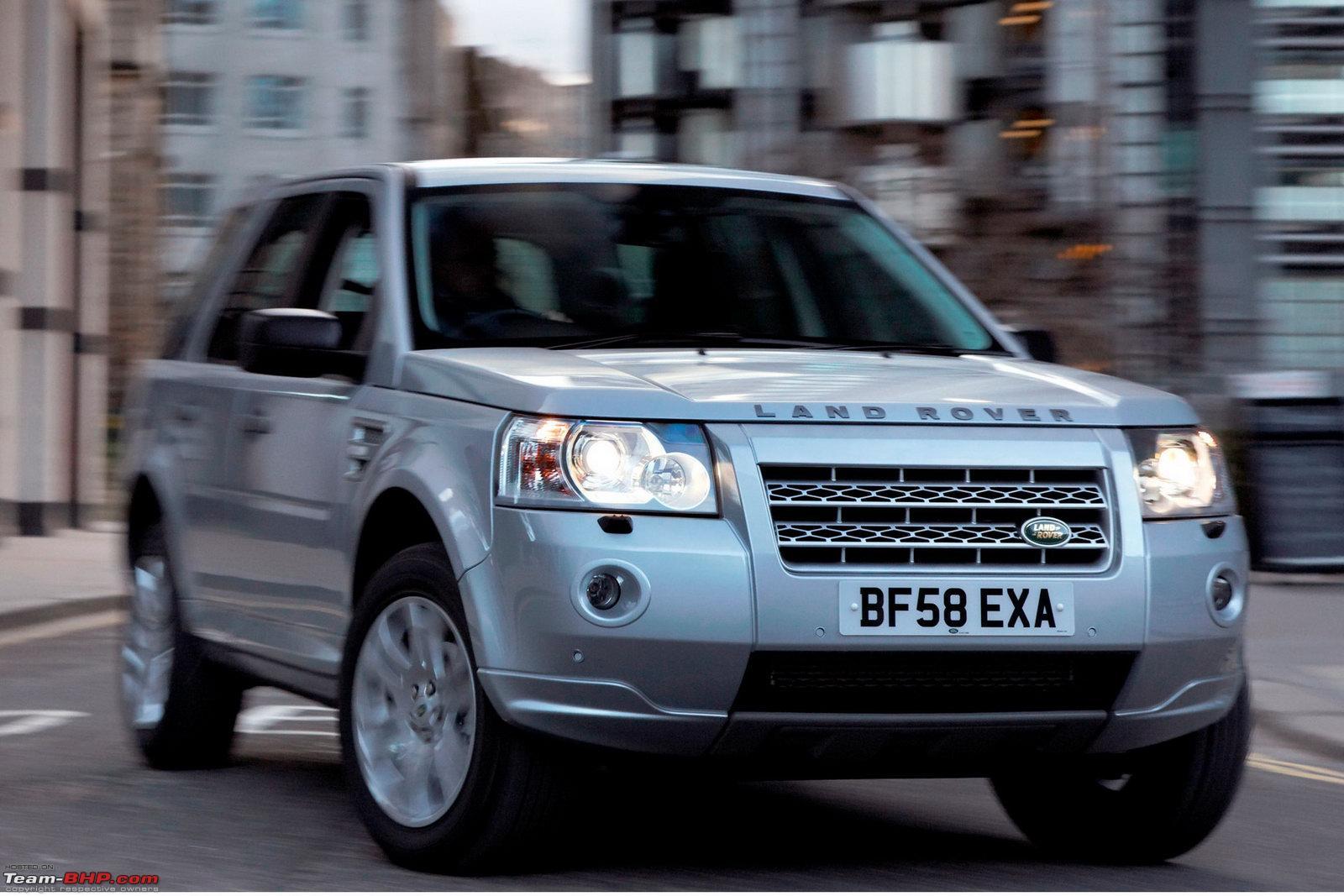 2011 Land Rover freelander 2 facelift images leaked - Team-BHP