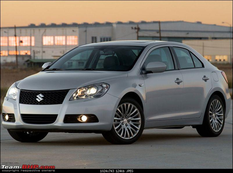 Production Suzuki Kizashi Revealed early-2011suzukikizashi.jpg