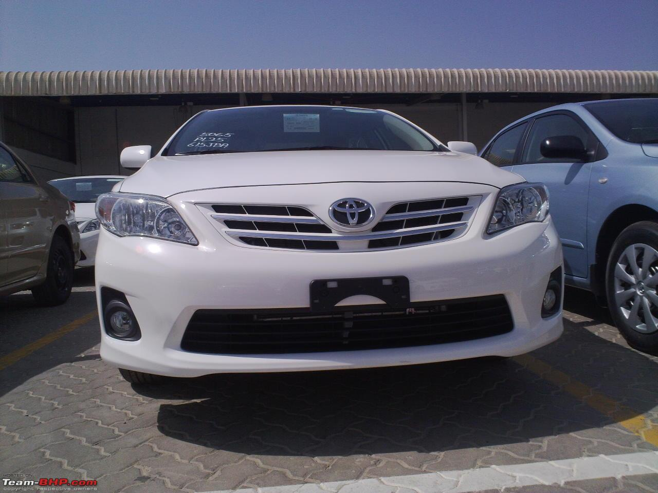 Toyota upgrades the corolla altis in thailand and malaysia 25092010349 jpg