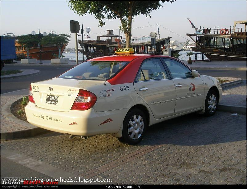 World's Most Popular/Loved Taxi Cars :--camrydubai-taxi-2.jpg