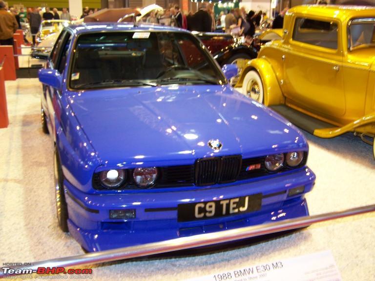 Classic Car Show BirminghamEngland TeamBHP - Car show england