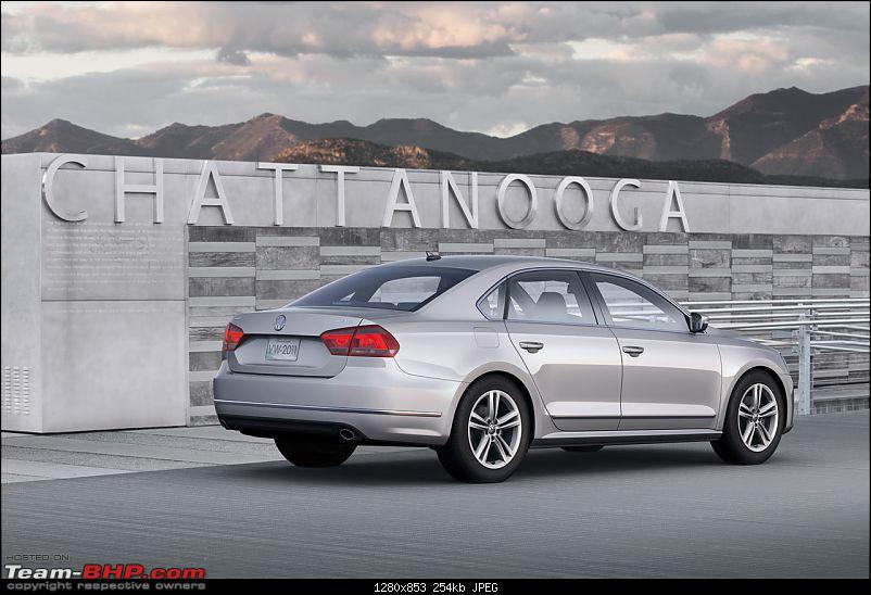 2012 VW Passat (US Version). World Premiere Pics on Page 2-0012012volkswagenpassat.jpg