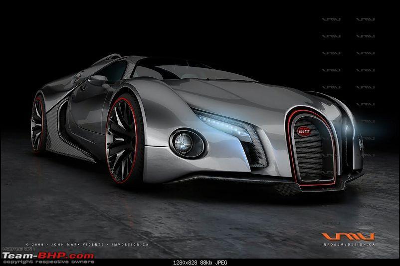 All-New Bugatti Veyron lurking just around the corner?-2544800.jpg