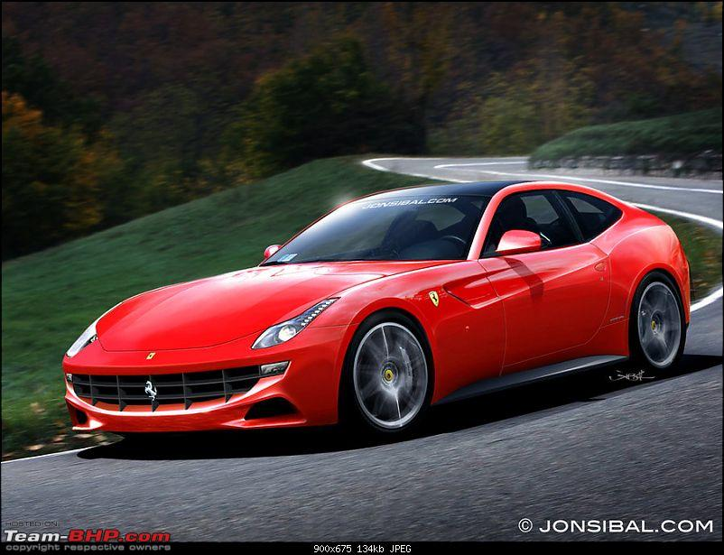 Ferrari Four (4 Wheel Drive) launched: Pics on page 2-2012_ferrari_gt_concept_by_jonsibald374nkr.jpg