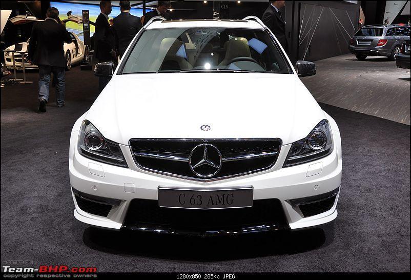 81st International Motor Show - Geneva 2011-08mercedesc63amg.jpg