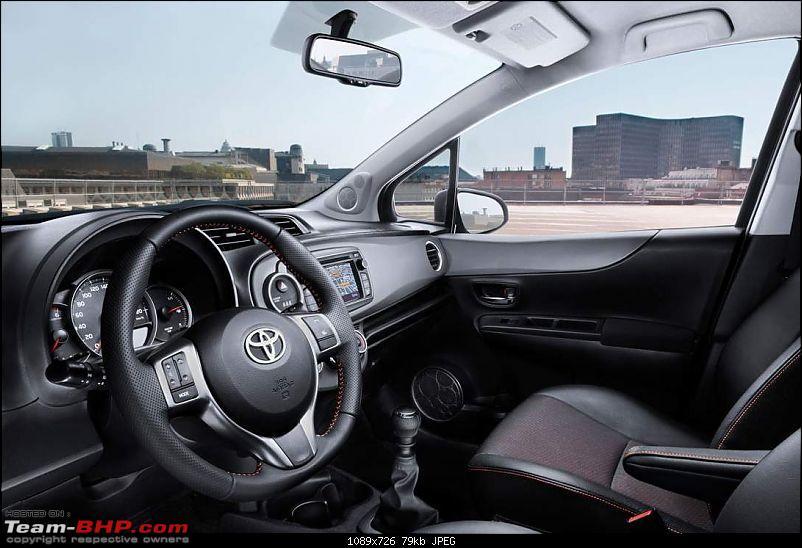 2012 Toyota Yaris/Vitz Revealed - Now 2019 Version revealed-2012toyotayarisinteriors.jpg