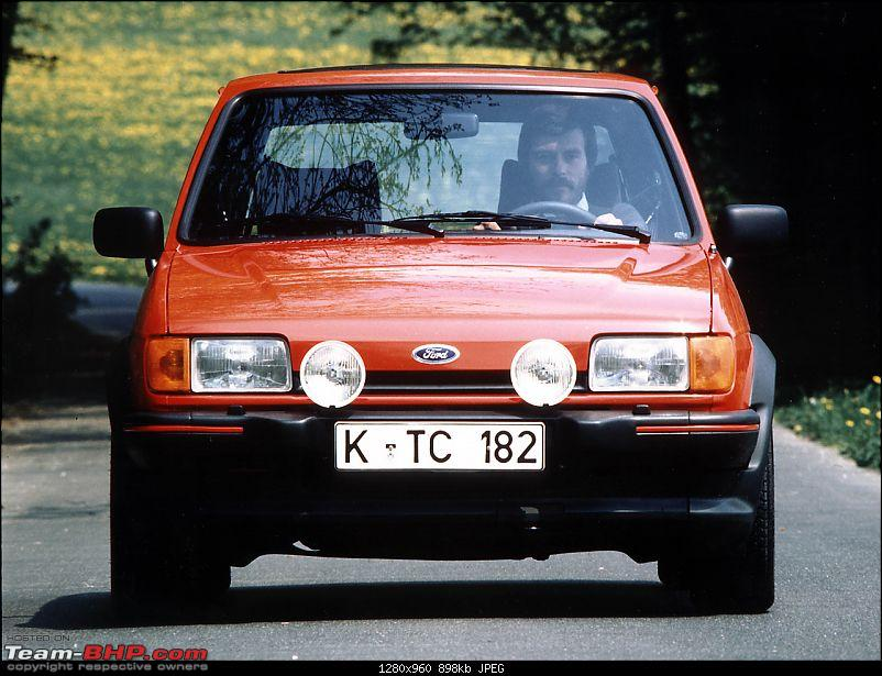 Ford celebrates 35th Year and 15 Million units of Fiesta-1984-mk-ii-fiesta.jpg