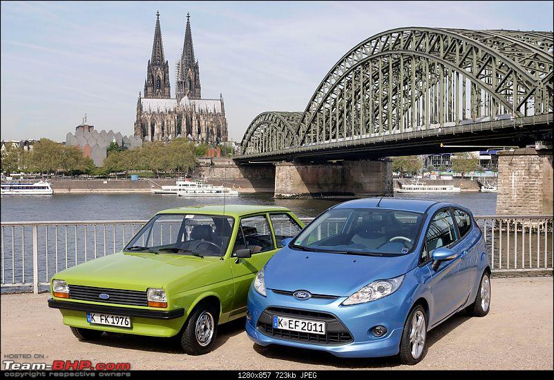 Ford celebrates 35th Year and 15 Million units of Fiesta-19762011-fiesta.jpg