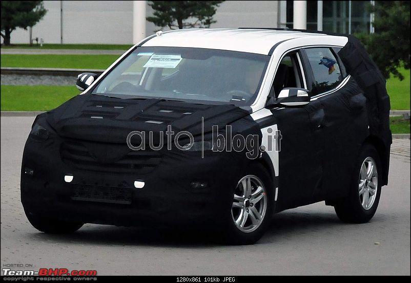 SPIED: Next-gen Hyundai Santa Fe/ix45 coming in 2013!-hyundaiix45spied.jpg