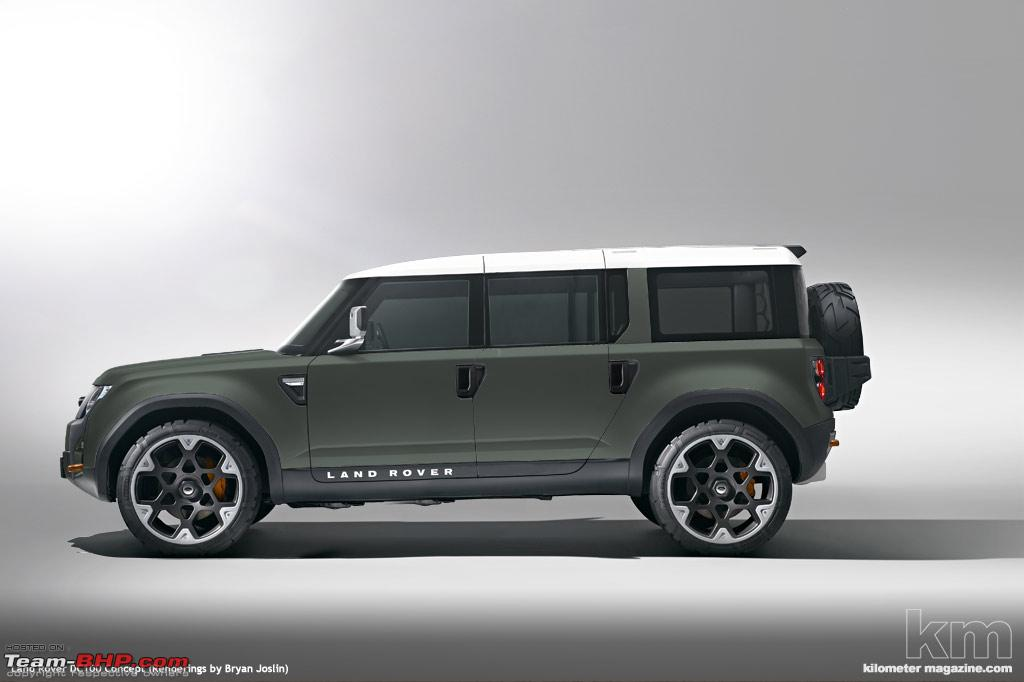 new land rover defender have they really goofed up page 3 team bhp. Black Bedroom Furniture Sets. Home Design Ideas