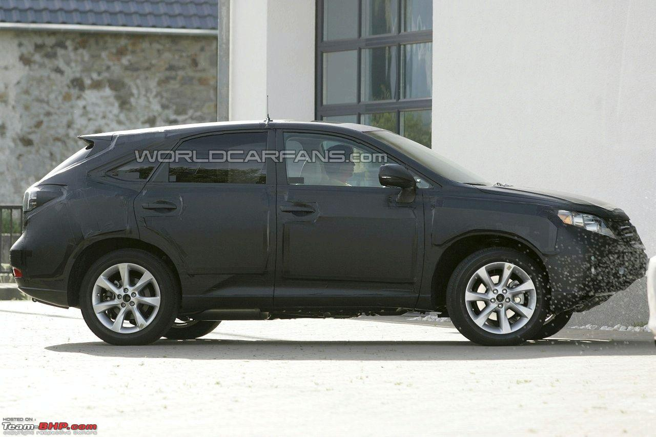 D Lexus Rx H Brochure Images Leaked All New Generation Models Tbhplexurrx on 2010 Lexus Rx 350 And 450h Brochure Images Leaked All New Generation