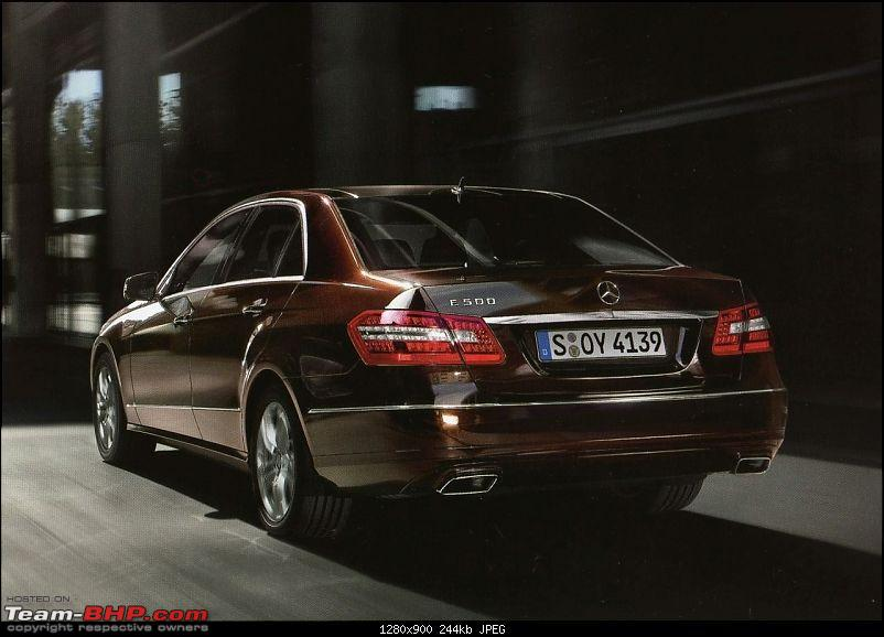 W212 Mercedes-Benz E Class. EDIT : Brochure leaked on Pg. 5-2010mercedeseclasssedanbrochurescansleaked_14.jpg