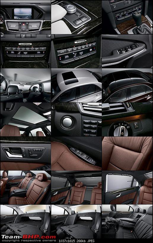 W212 Mercedes-Benz E Class. EDIT : Brochure leaked on Pg. 5-interior-1.jpg