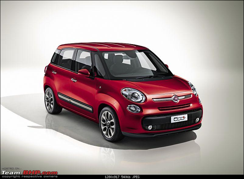 Fiat plans to Launch 500X (SUV) & 500L (5-door)-01fiat500l.jpg