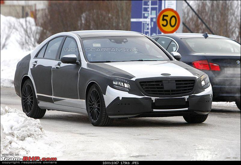 YES! The new 2014 Mercedes S-Class (W222)-998502444620336871.jpg