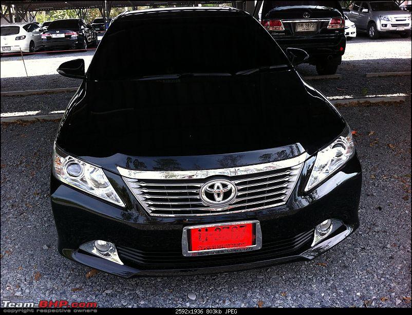 2012 Toyota Camry. EDIT : Totally undisguised pics on Page 2!-img_1074.jpg
