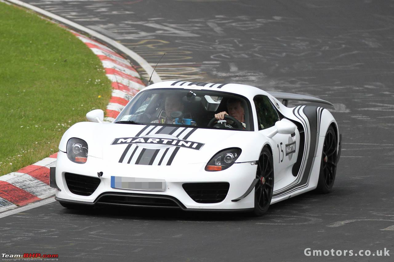 porsche 918 spyder edit brochure leaked sets record lap time n rburgring. Black Bedroom Furniture Sets. Home Design Ideas