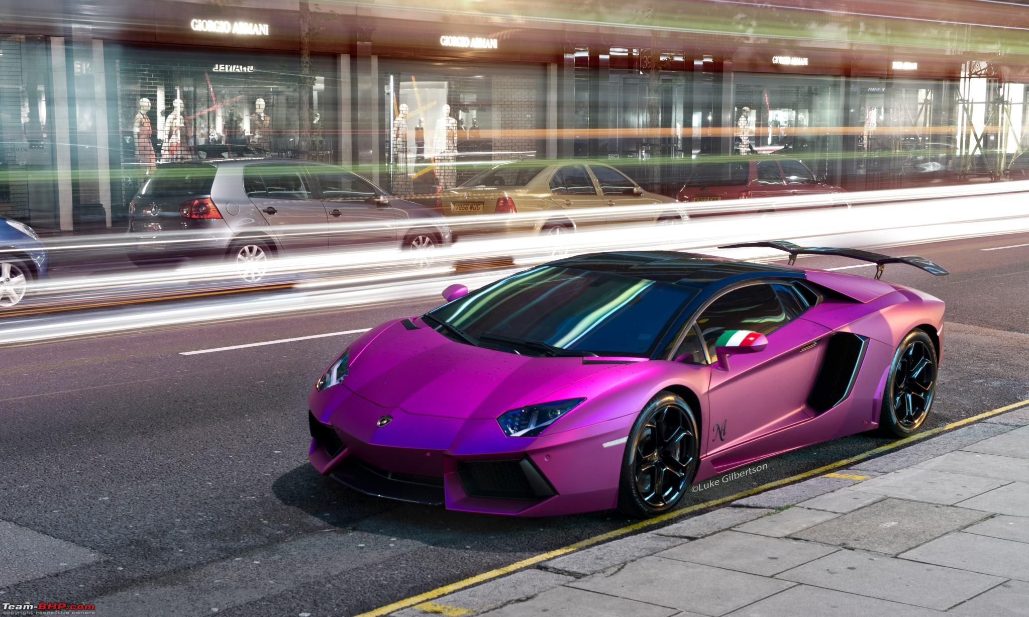 Lamborghini Aventador Lp700 4 Now Launched Page 11 Team Bhp