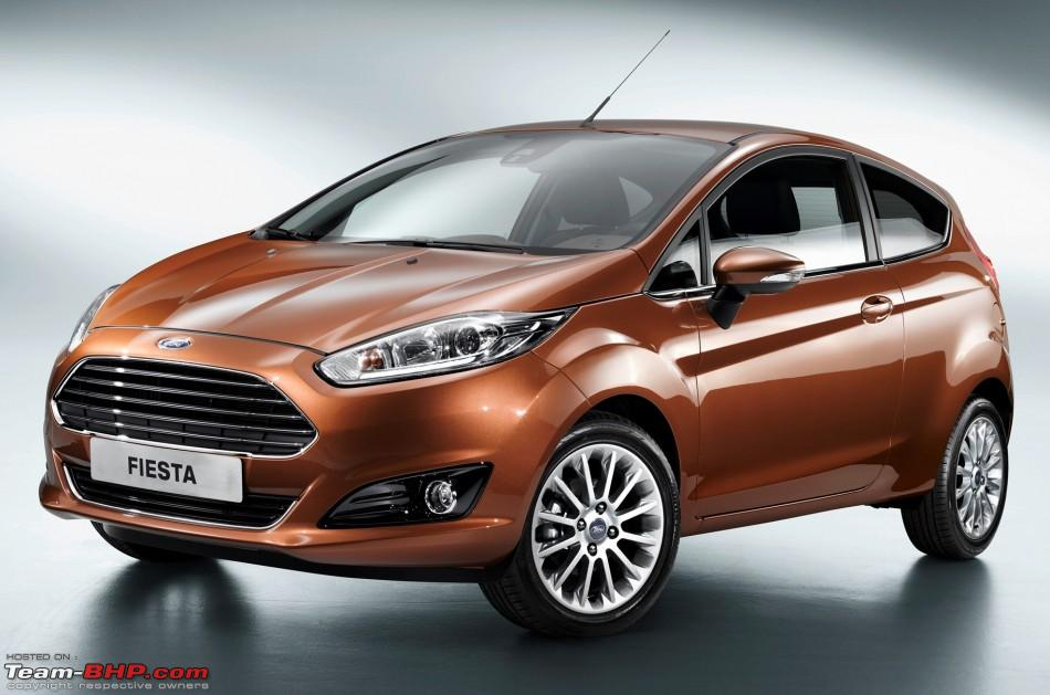 new ford fiesta budget ford with aston looks team bhp. Black Bedroom Furniture Sets. Home Design Ideas