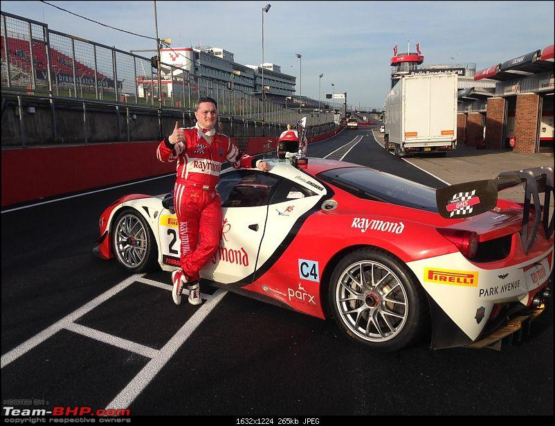 Gautam Singhania wins the Pirelli Ferrari Open 2014 (Brands Hatch, UK)!-gautam-singhania-pirelli-2014.jpg