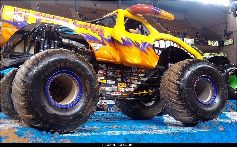Pics: Monster Jam - Monster Trucks with 1,500 horsepower!-el-toro-loco.jpg