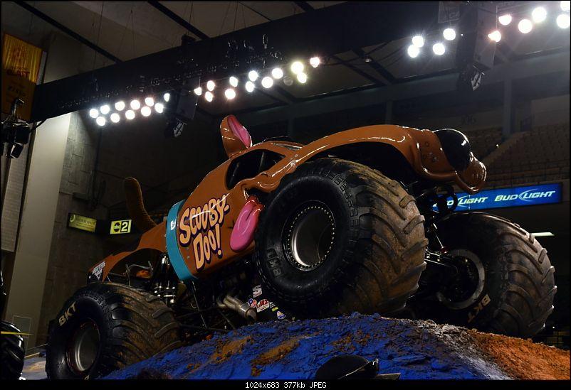 Pics: Monster Jam - Monster Trucks with 1,500 horsepower!-scoobydoo.jpg