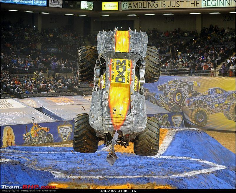 Pics: Monster Jam - Monster Trucks with 1,500 horsepower!-action12.jpg