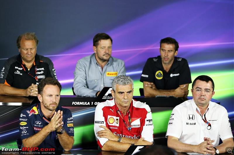 2015 Formula 1 Italian GP : Gran Premio d'Italia, Monza-pc-friday.jpg
