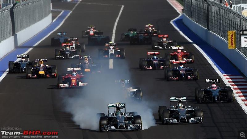 2015 Formula 1 Russian GP - Sochi-2014-nico.jpg