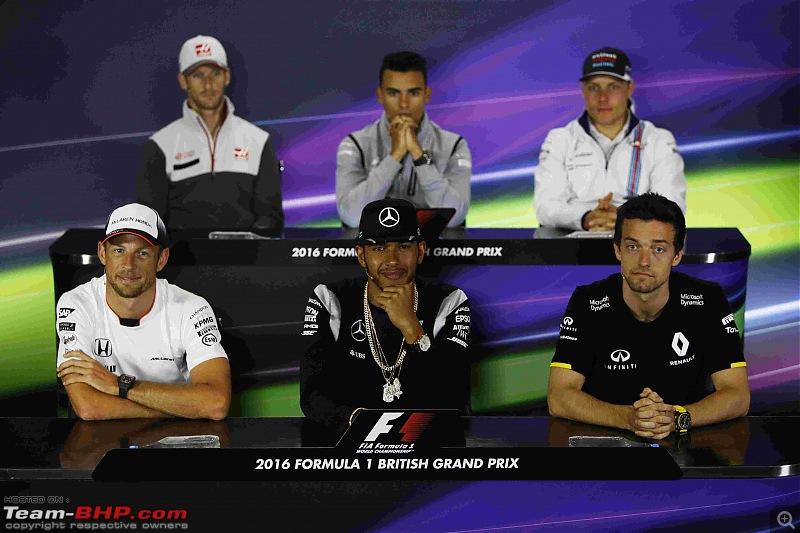 Formula 1 : 2016 British Grand Prix - Silverstone-thurs-pc.jpg