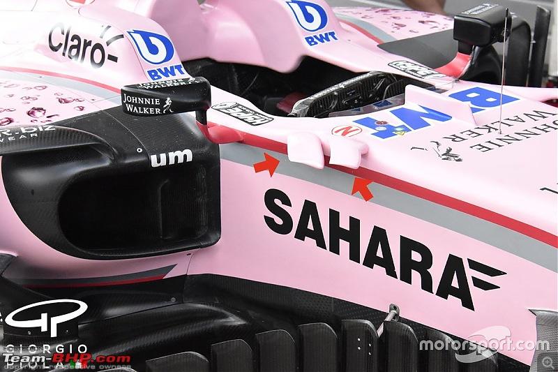 2017 Formula 1 Austrian GP - Spielberg-swept-forward-cockpit-fins-vjm10.jpg