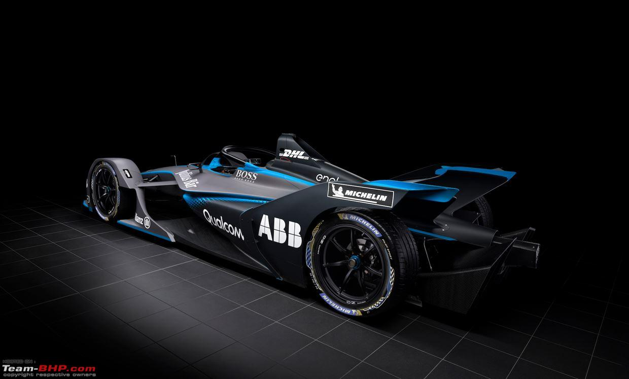 porsche mercedes confirmed for 2019 20 formula e team bhp. Black Bedroom Furniture Sets. Home Design Ideas