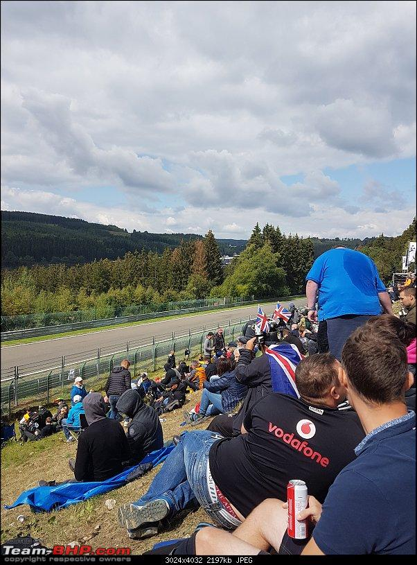 My experience at the Belgian GP - Spa Francorchamps, 2018-20180825_132638.jpg