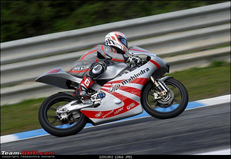 Mahindra Racing's GP125 hits the Estoril Track (Final day of testing)-1-2.jpg