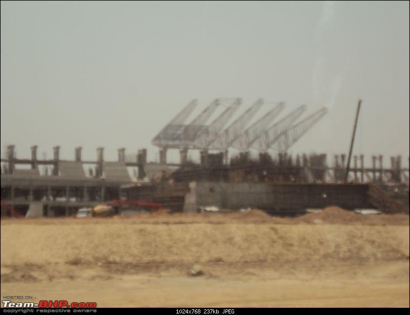 Updates on the Indian F1 track (Buddh International Circuit)-grandstand-roof-under-construction.jpg