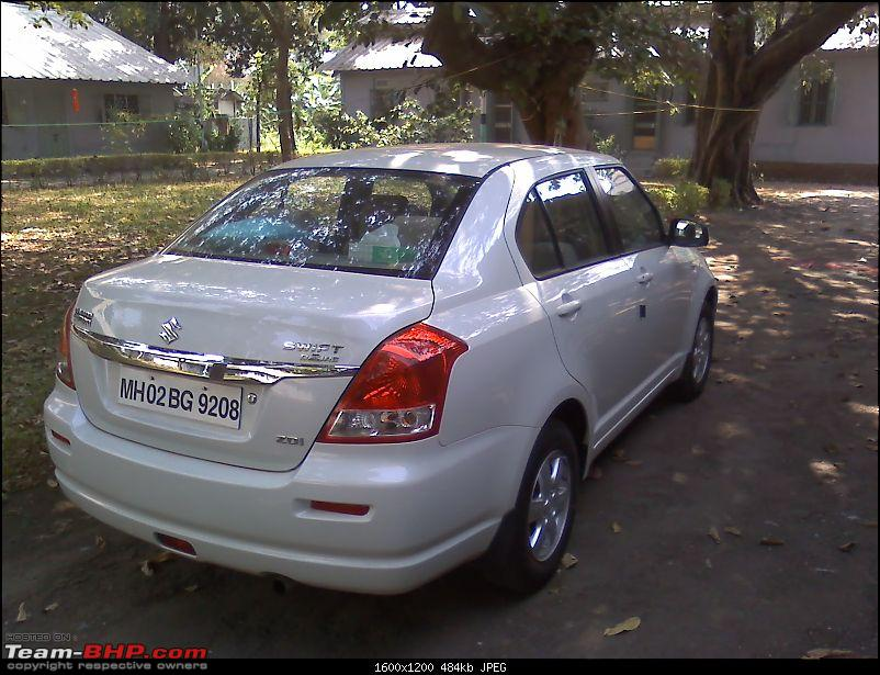 Maruti Dzire ZDi - 118000 kms & 5 years. EDIT: Rejuvenated!-091108_1305.jpg