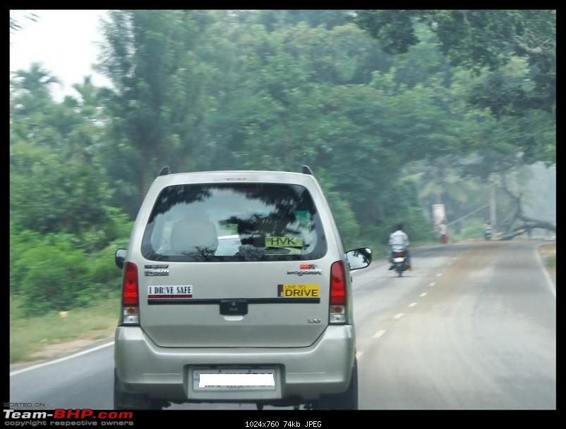 Maruti Wagon-R F10D: 223,000 kms & the first accident. Edit: Now fixed-dsc08386.jpg