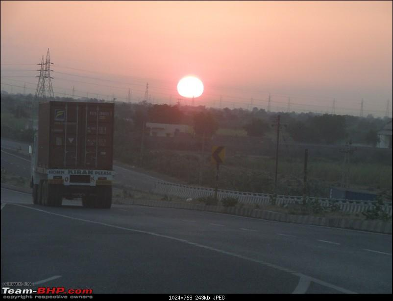 My BRUTE-FORT: Toyota Fortuner 4x4 M/T [Upgraded Brake Booster & A/T Tyres]-kutch-sunset-.jpg