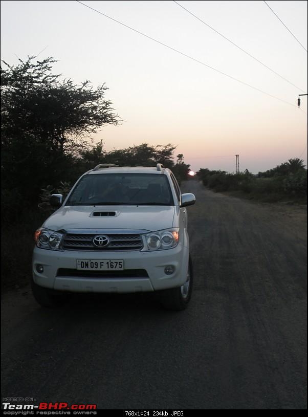 My BRUTE-FORT: Toyota Fortuner 4x4 M/T [Upgraded Brake Booster & A/T Tyres]-sunset.jpg