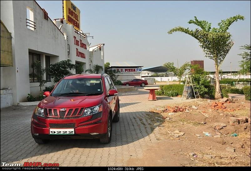 "The ""Duma"" comes home - Our Tuscan Red Mahindra XUV 5OO W8-dsc_0364.jpg"